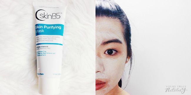 NATURAL ACNE CONTROL SOLUTION | SKINB5 REVIEW