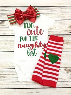 Best 25 Baby Girl Christmas Outfits Ideas On Pinterest