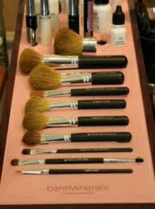 Bare minerals brushes are the best! Had mine for years!