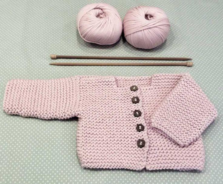Bebek Hırka Yapımı 2