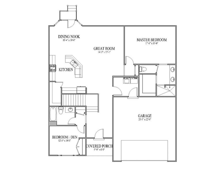 Delightful Make Your Floor Plan #10: Small House Plans | The Carrera Floor Plan U2013 Signature Collection |  Pepperdign Homes