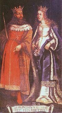 Isabel de Aragão (RAINHA STª ISABEL),mulher do Rei de Portugal D. DINIS I – Wikipédia, a enciclopédia livre