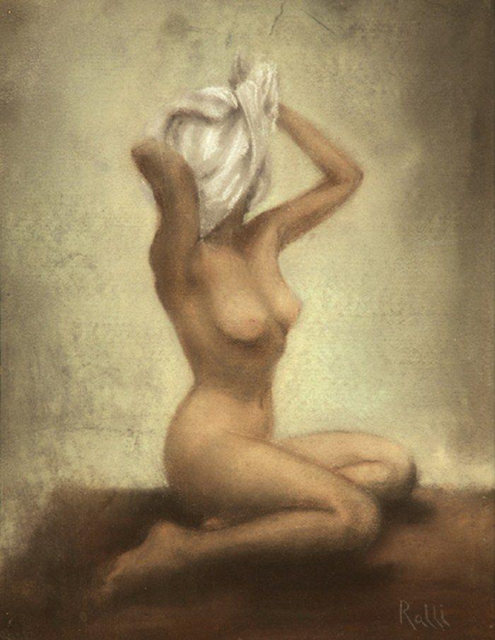 Ράλλης Θεόδωρος-Γυμνή γυναίκα