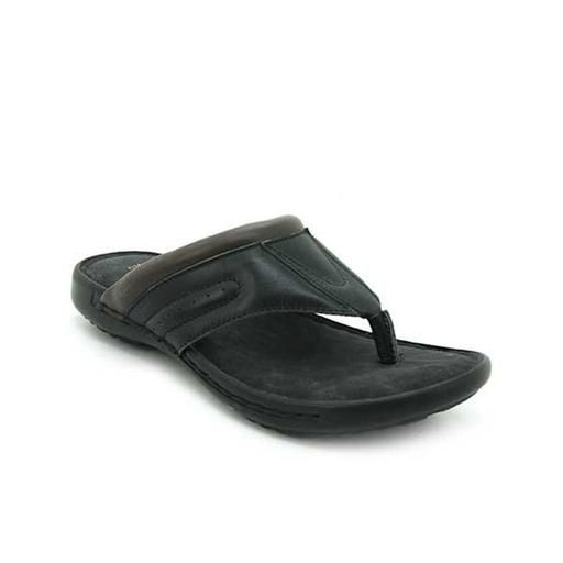 0034f1e28 Black Bata Comfit Sandals - 8646815 For Men