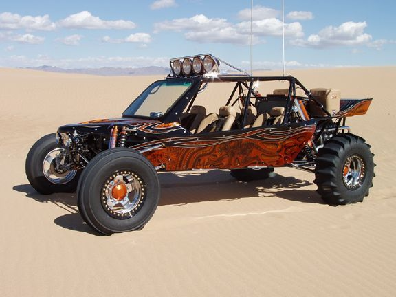 2007 Raw Motorsports Vortex Sand Rail , black, 250 miles for sale in Temecula, CA