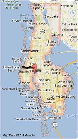 Best Florida County Map Ideas On Pinterest Florida Map With - Map alt us 19 pinellas county