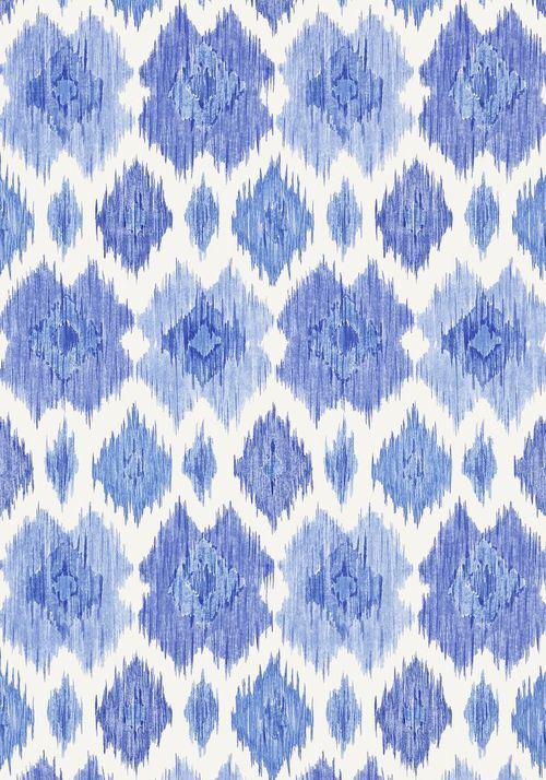 Ikat Textile Patterns