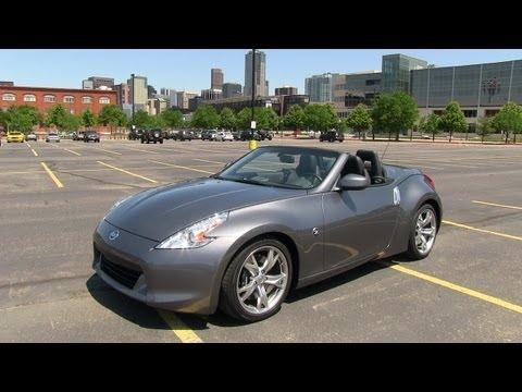 2012 #Nissan #370 #Z #Speedy Technology Demo by #tflcar