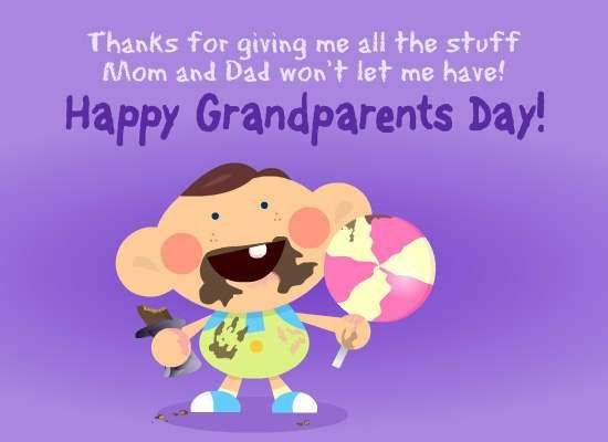 Best Happy Grandparents Day 2017 HD Wallpapers, Images, Pics | National Grandparents Day Wallpapers, National Grandparents Day, Grandparents Day 2017