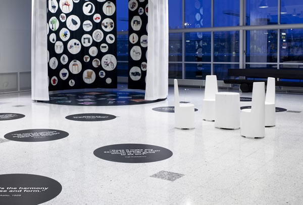 Helsinki Airport : Design Gallery