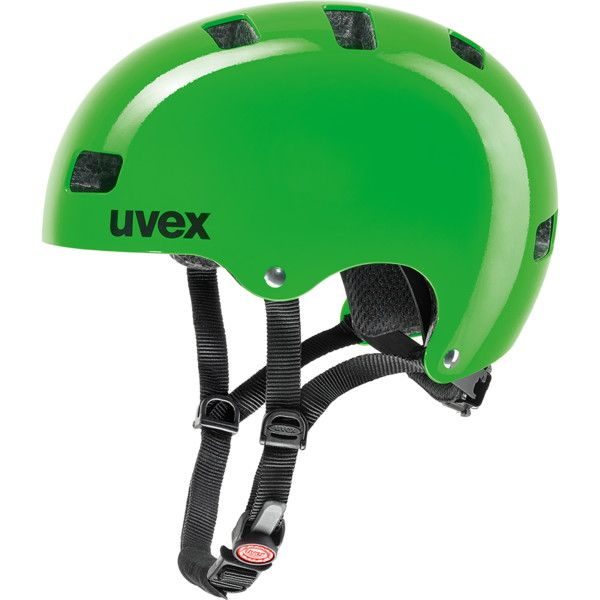 UVEX Helm hlmt 5 bike, neon green unter www.uvex-sports.de