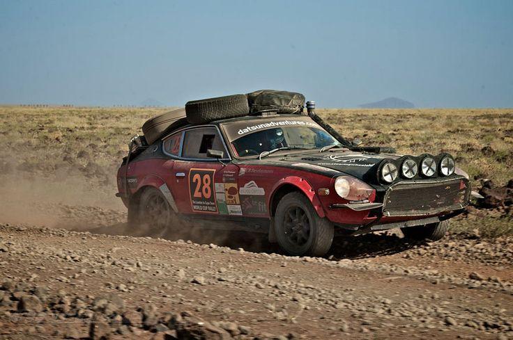 #Datsun 280Z Safari #RallyCar. #OffRoad #Adventure #Challenge #Explore #Fun #Action