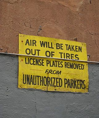 parking wars - the battle rages on