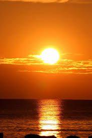 Il #tramonto sul #mare è sempre meraviglioso ♥