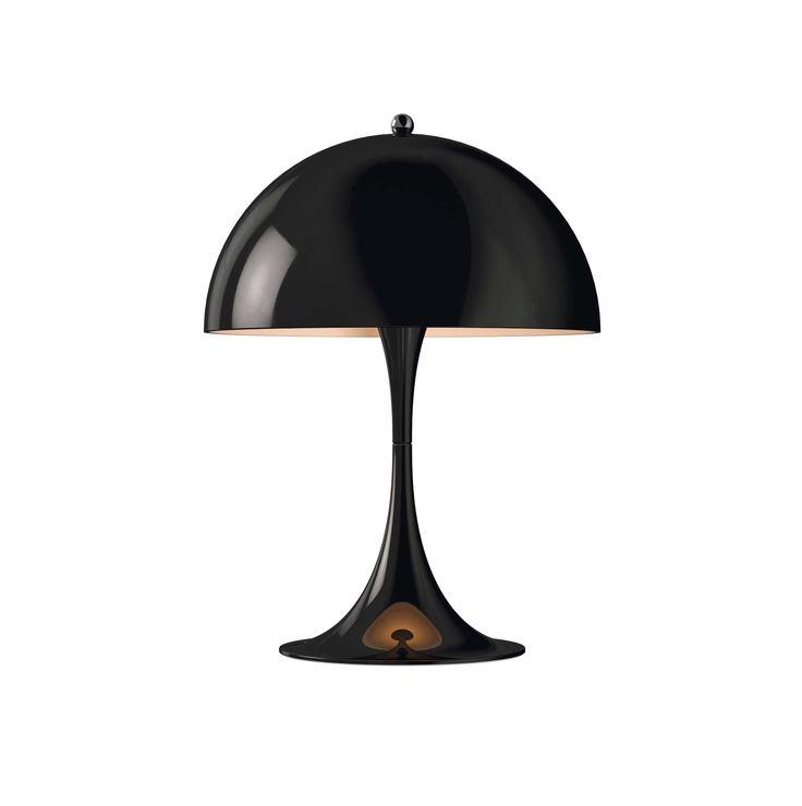 Panthella Mini Table Lamp   Louis Poulsen at Lightology