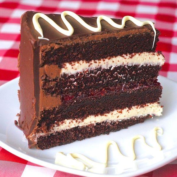 Kraft Tuxedo Cake Recipe