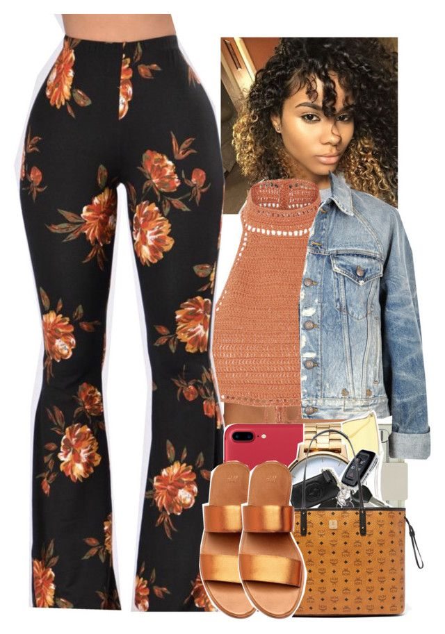 """Untitled #2111"" by toniiiiiiiiiiiiiii ❤ liked on Polyvore featuring Jack Spade, SHE MADE ME, R13, Nixon and MCM"