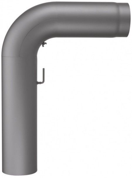Rauchrohrset für Kaminofen Ø 150 - Rauchrohr-Set zum Anschluss an einen Kaminofen mit dem Anschluss-Durchmesser 150 mm. Perfekt geeignet für die Kaminöfen von ORANIER und JUSTUS!