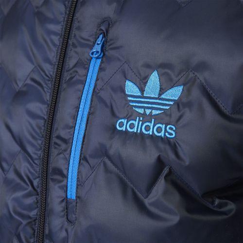 adidas Originals Chaqueta Serrated Padded Azul - textil plumas Hombre 139,95 €