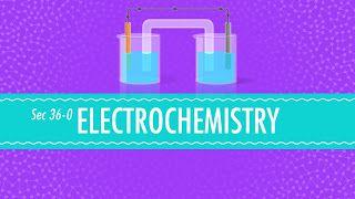Electrochemistry: Crash Course Chemistry #36 http://ift.tt/2wFVxM6 شرح كمياء عامة كورس باللغة الأنجليزية كيمياء كيمياء كراش كورس Chemistry  Crash Course 1