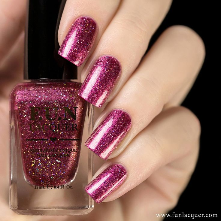 F.U.N Lacquer - Treasure Me Tulips