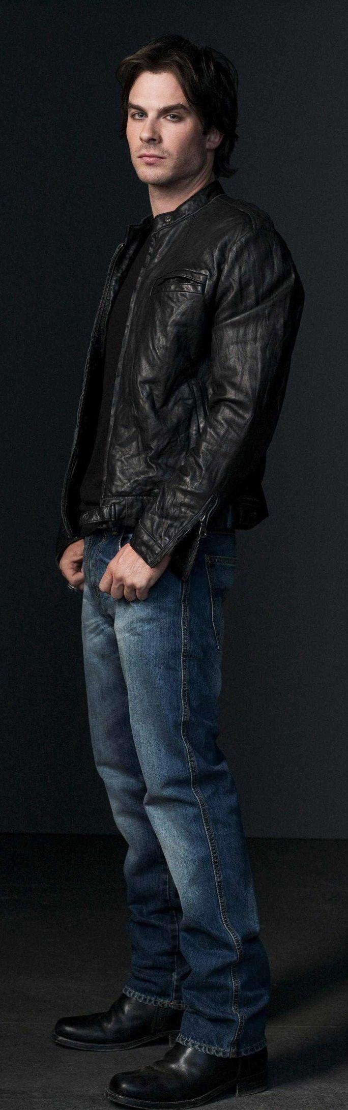 Ian Somerhalder as Damon Salvatore