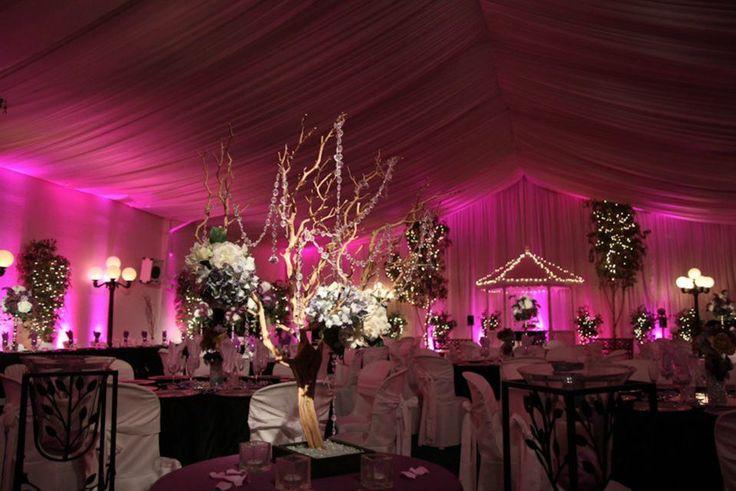 Ballroom Outdoor Wedding Venue Jogja: Lavish Garden Ballroom In Las Vegas