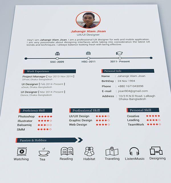 10 Best Free Resume Cv Design Templates In Ai Mockup Psd Free Resume Template Word Unique Resume Template Free Resume Template Download