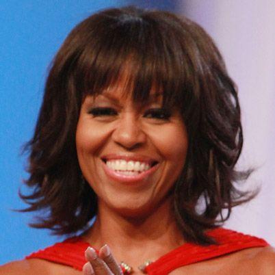 Tremendous 1000 Images About Quotmichellequot Obama On Pinterest Short Hairstyles Gunalazisus