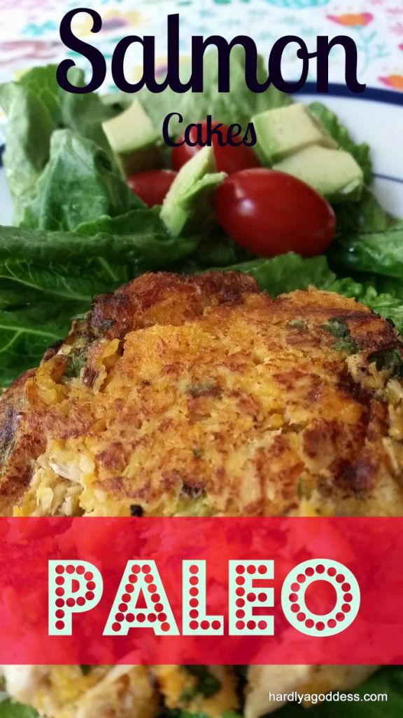 Salmon cake recipes gluten free