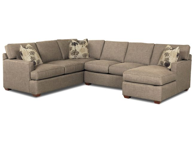 11 best images about double wide chaise on pinterest for Sectional sofa with double wide chaise