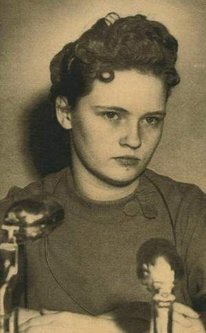 Caril Ann Fugate (1943-) was the adolescent girlfriend and accomplice of spree killer Charles Starkweather. She is the youngest female in United States history to have been tried for first-degree murder.