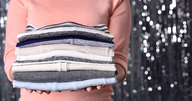 Rädda tröjor som krympt i tvätten –med superenkelt knep!