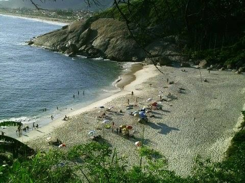 Praia Do Sossego Is One Of The Beautiful