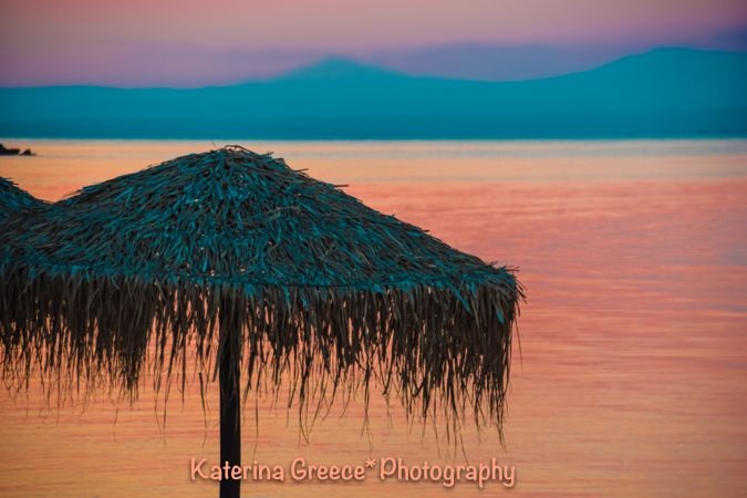 Sunset in Greece* by katerina Greece