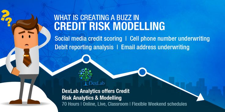 Enroll in DexLab Analytics #CreditRiskModelling Course and Become a Hotshot in this Field