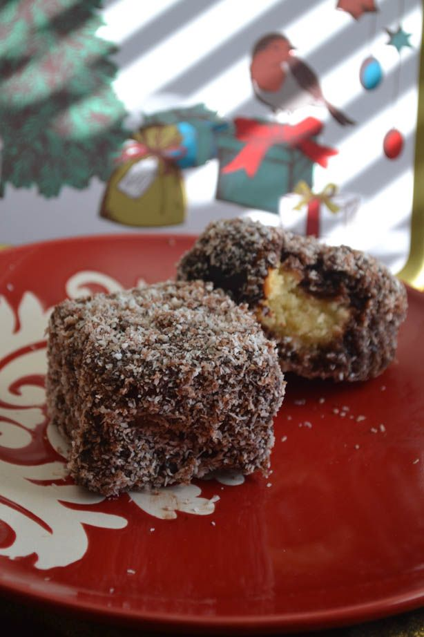 Quick and easy Lamingtons recipe that is fun to bake with the kids.
