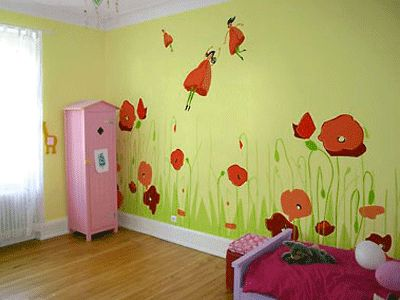 144 Best Images About Beautiful Wall Designs On Pinterest | Cool