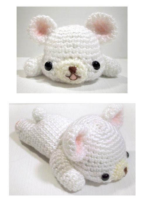 Cute amigurumi
