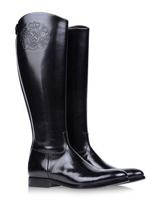 ALBERTO FASCIANI Tall boots