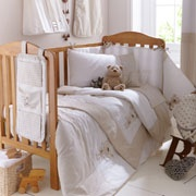 Kids Bedtime Bear Collection Cot Bed Duvet Cover