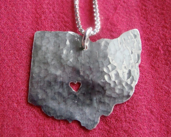 126 best columbus on etsymade here images on pinterest columbus columbus pendant malvernweather Images