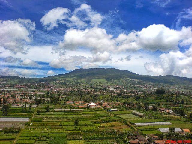 Gunung Tangkuban Perahu wisata Bandung