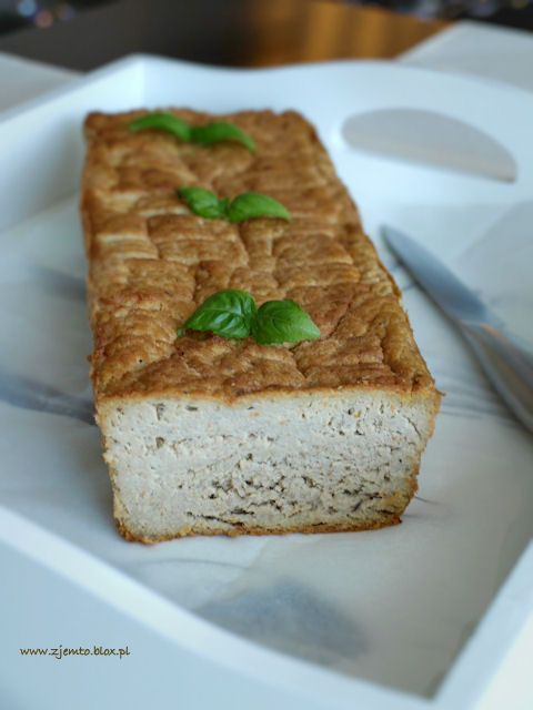 Pasztet staropolski – tradycyjny, domowy, pasztet pieczony.