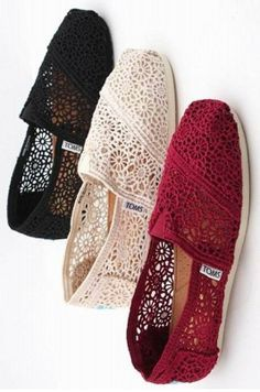 Our TOMS shoes plus your creativity, you will create one pair of shoes belong to your unique toms #TOMS #Women Fashion