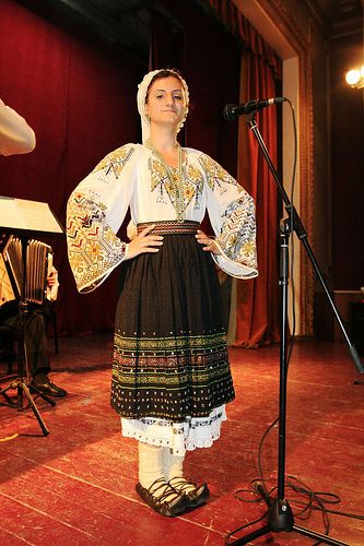Romanian Folk Dances and Costumes