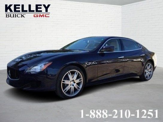 Cars for Sale: Used 2014 Maserati Quattroporte in S Q4, Bartow FL: 33830 Details - Sedan - Autotrader