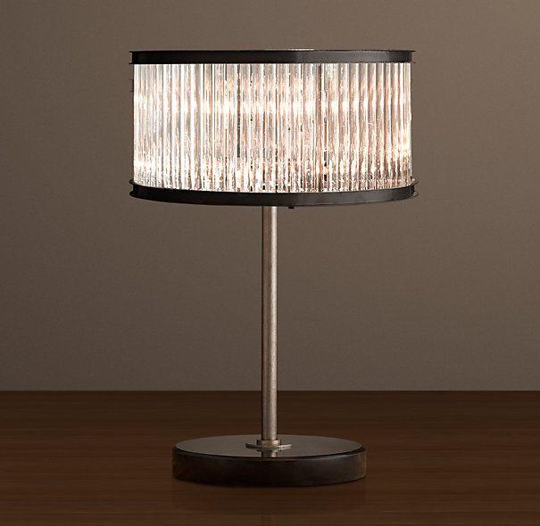 27 best restoration hardware table lamps images on - Restoration hardware lamps table ...
