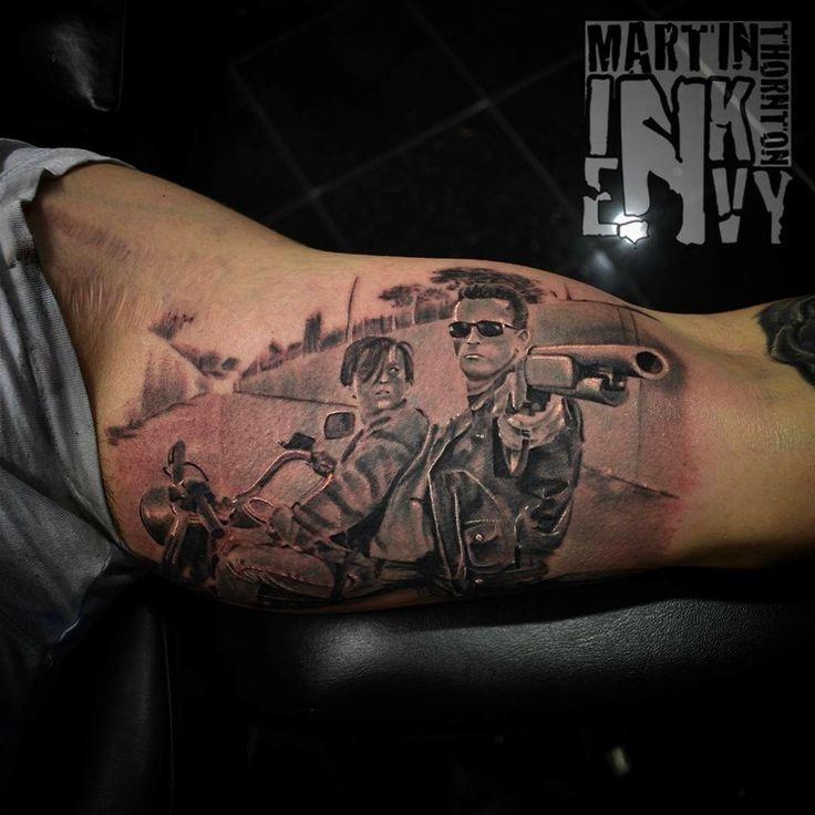 Best 25+ Terminator tattoo ideas on Pinterest   Arm ...  Best 25+ Termin...