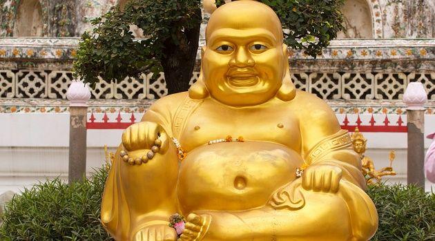 De onde vem a (falsa) ideia de que o Buda era gordo?